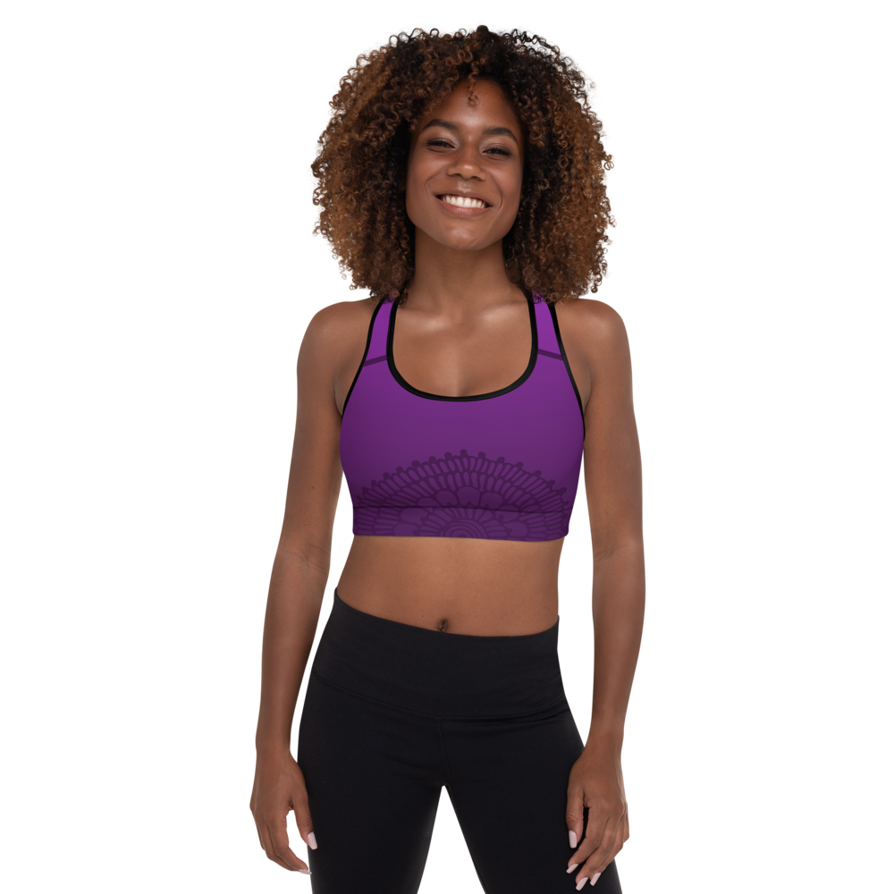 Samadhi Padded Sports Bra