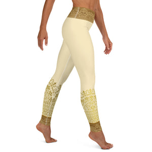 Divya High Waist Womens Yoga Leggings