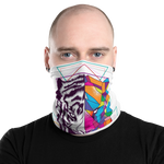 Tiger Face Neck Gaiter