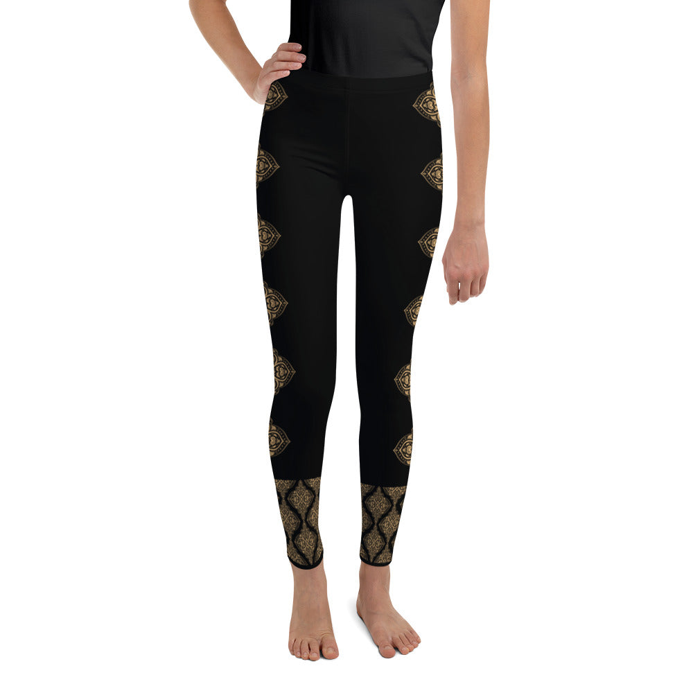 Ahimsa Gold - Youth Leggings