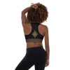 Ahimsa Gold Padded Sports Bra