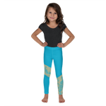 Drishti Blue Leggings for Girls