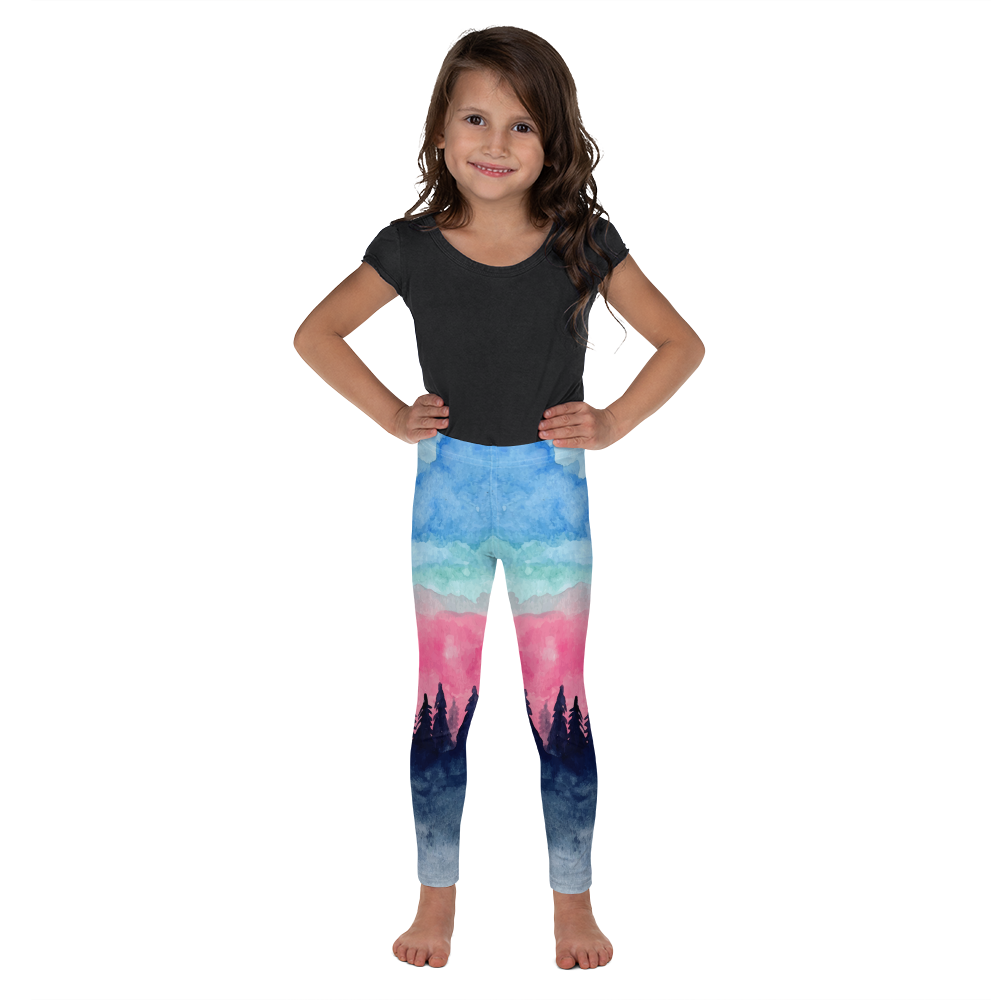 Tada Leggings for Girls