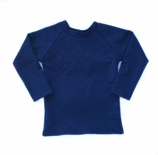 Rash Guard- Navy