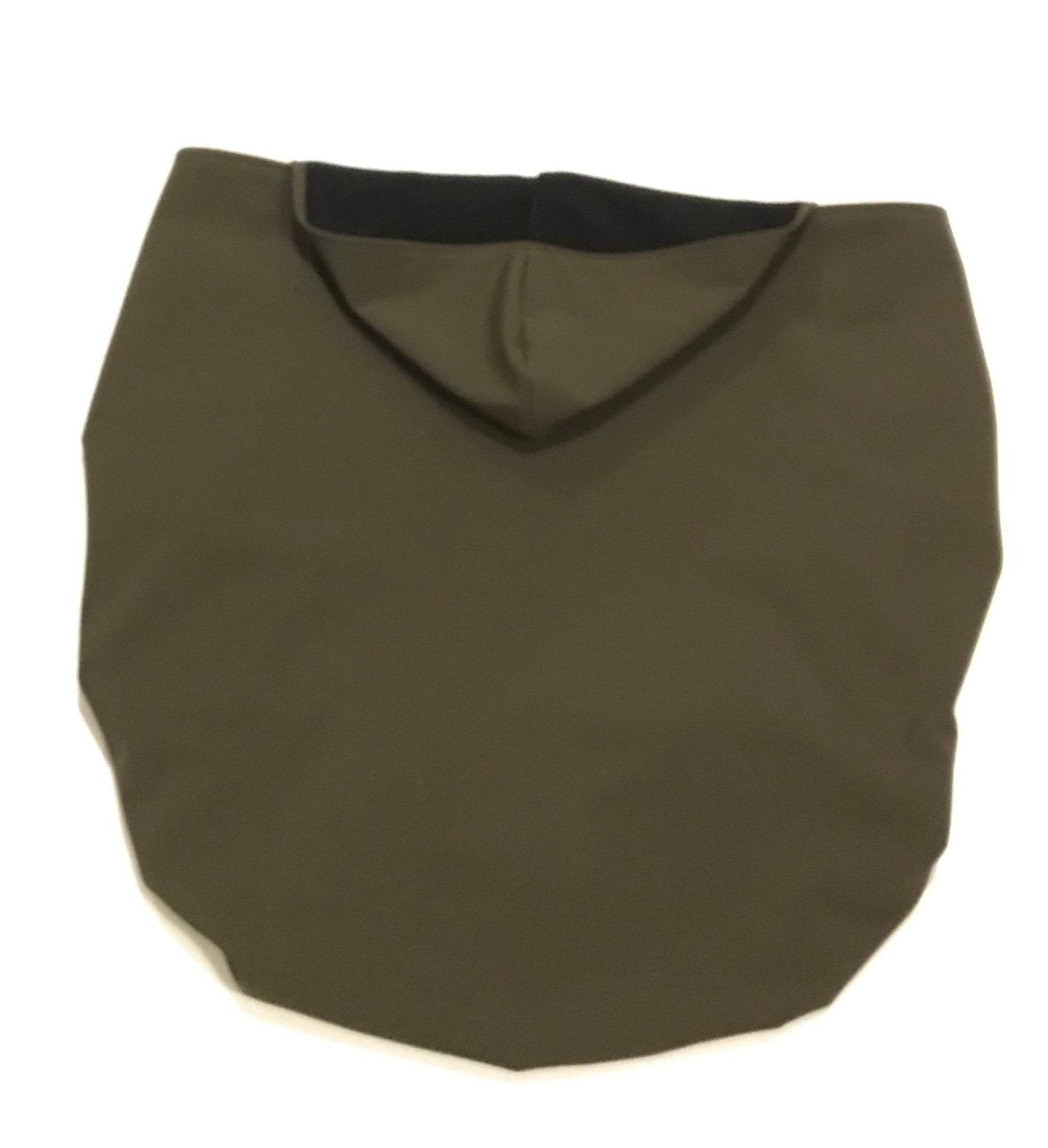 Softshell Lovey Cover- Olive