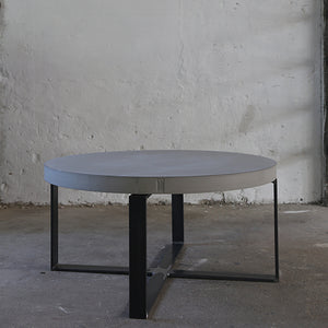 Coffee Round Large - Sofabord Betonbord Loungebord