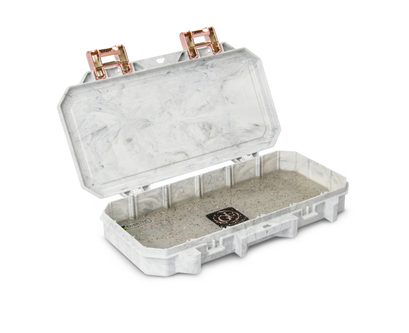 Marble Travel Box - Small