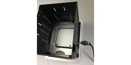 TBUS-1-KWC-TBK1 Qi Charging Conference Table Box - Multi Connection