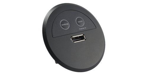 TL-SMG-DP Share-Me Conference Table Grommet - DisplayPort
