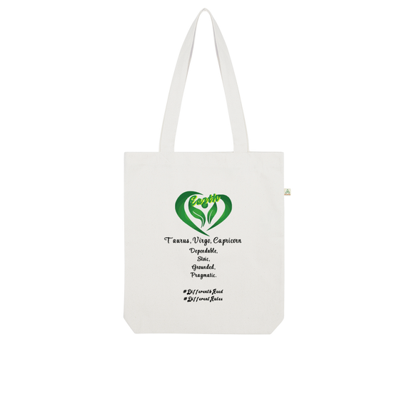 SMF Earth Gang Organic Tote Bag