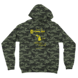 SMF D-Town Girl AR World Camo Hoodie