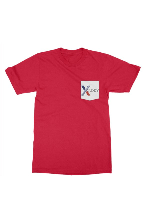 Gildan Xaddy Pocket Tee