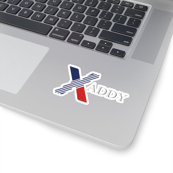 Xaddy Cut Stickers