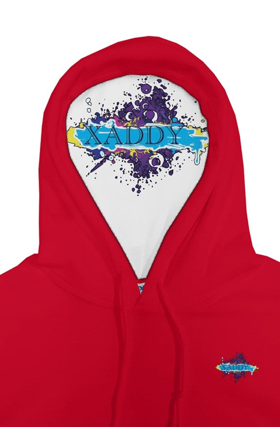 SMF Xaddy Red Hoodie