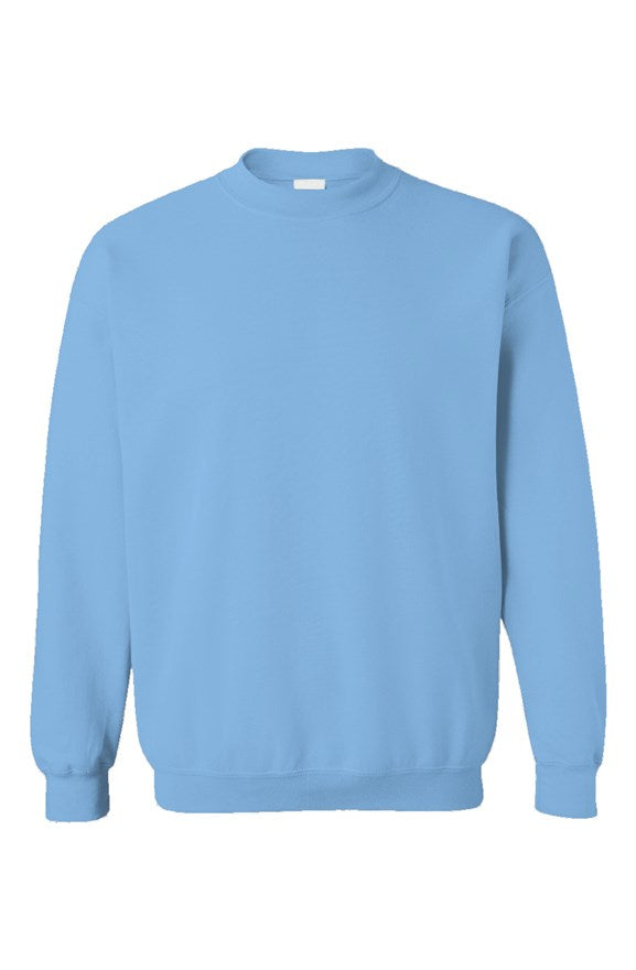 SMF Light Blue Unisex Crew
