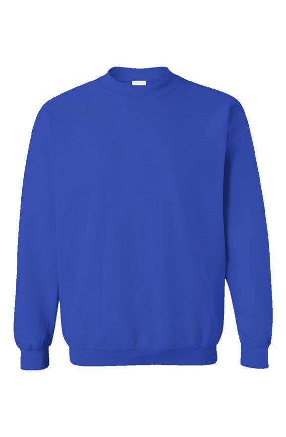 SMF Royal Blue Unisex Crew