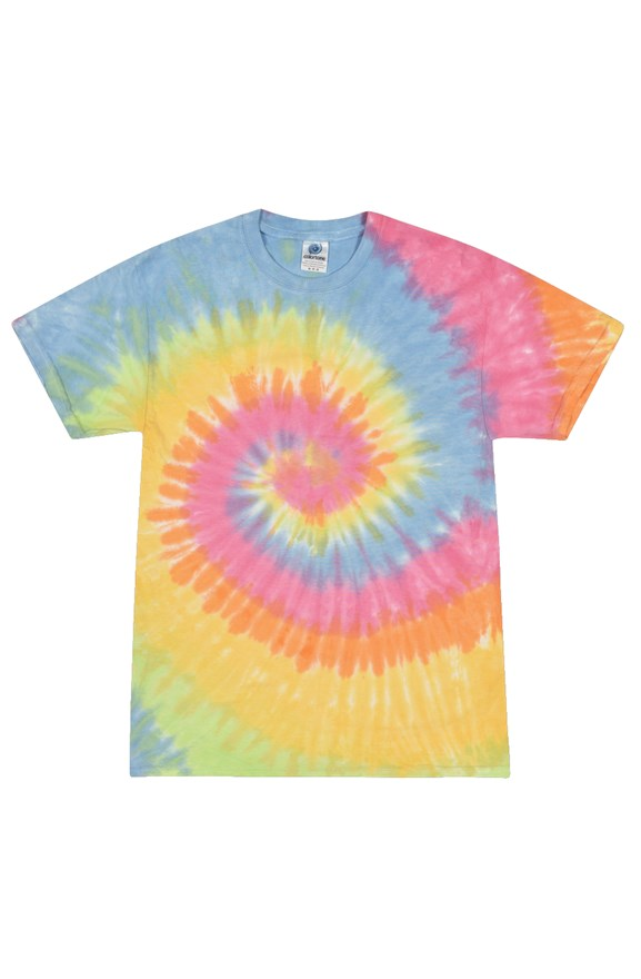 SMF Cotton Candy Tie-dye Tee