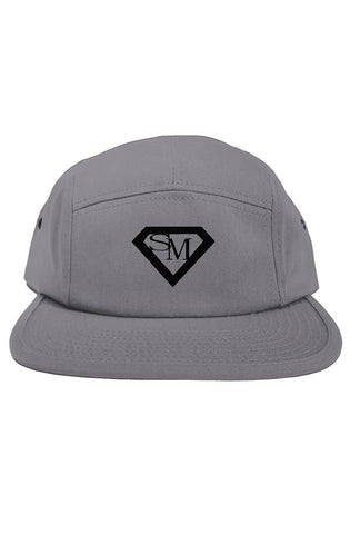 SMF Grey Camper Hat