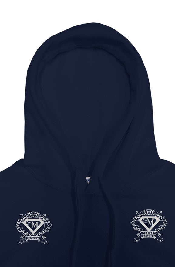SMF Navy Millionaires Sports Hoodie