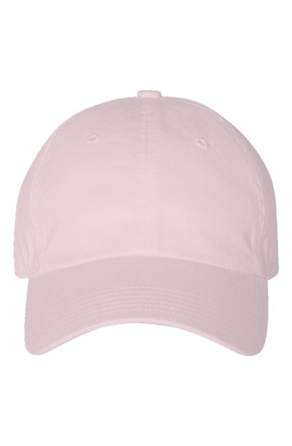 SMF Pink Youth Dad Hat
