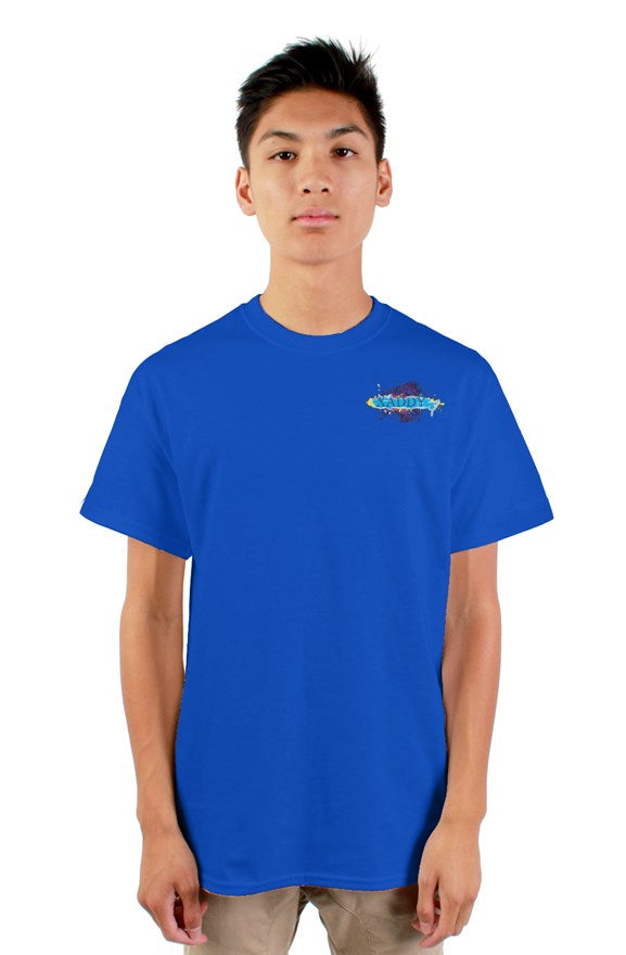 SMF Royal Xaddy Embroidered Masculine Tee