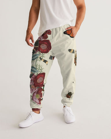 SMF Snake On Flowers Masculine Track Pants