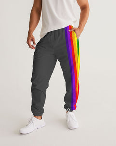 Light Up Masculine Track Pants