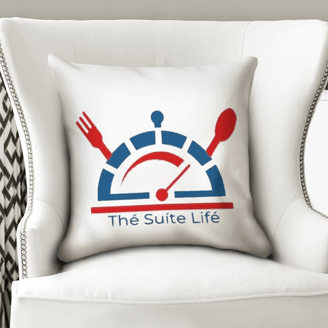 "The Suite Life Throw Pillow Case 18""x18"""