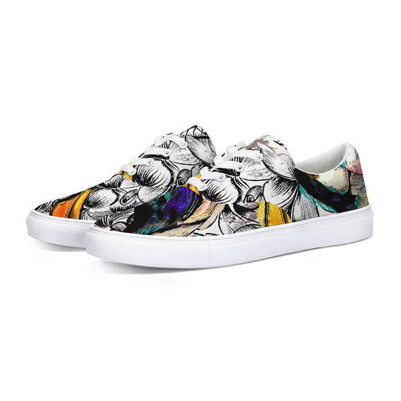 SMF Tropical Canvas Shoes
