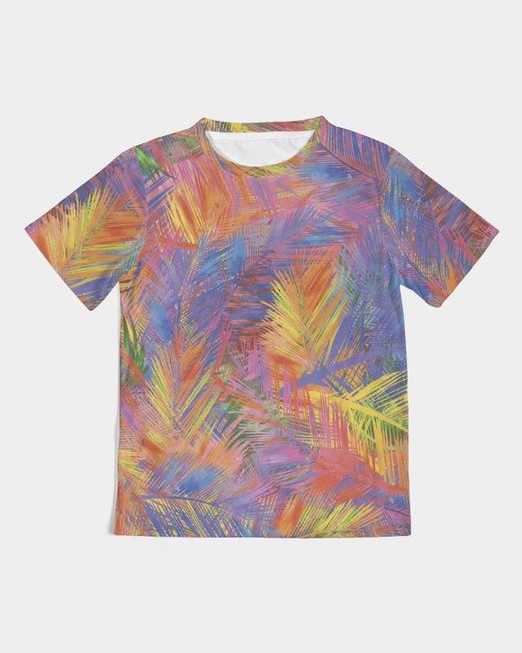 SMF Foliage Colorful Kids Tee
