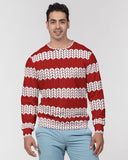 Warm Regards Masculine Classic French Terry Crewneck Pullover