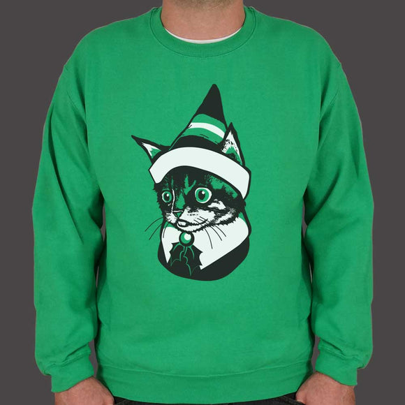 Elf Kitten Sweater