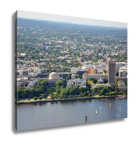 Gallery Wrapped Canvas, Massachusetts Institute Of Technology