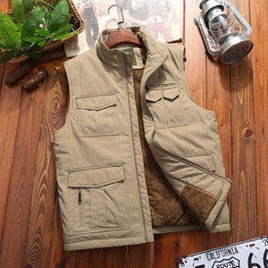 SMF Navigator Casual Fleece Vest