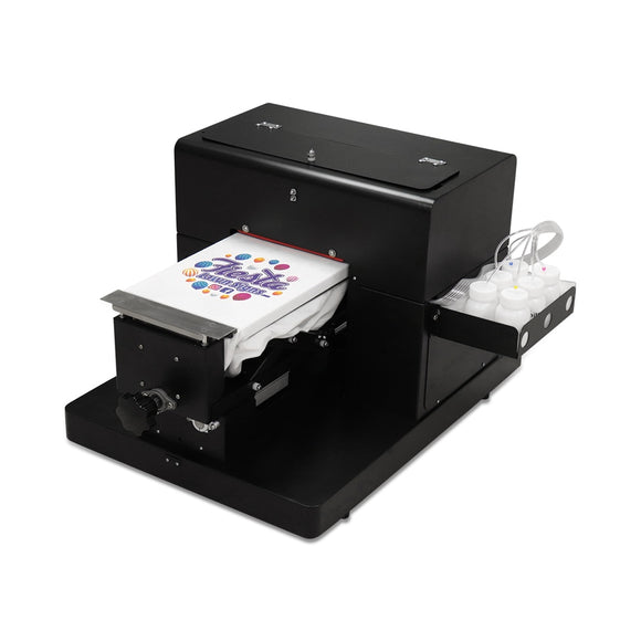 OKE A4 Flatbed DTG Printer Machine