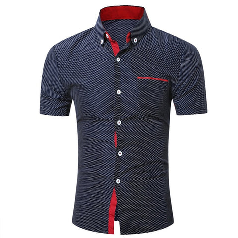 SMF Slim Fit DeLuca Shirt