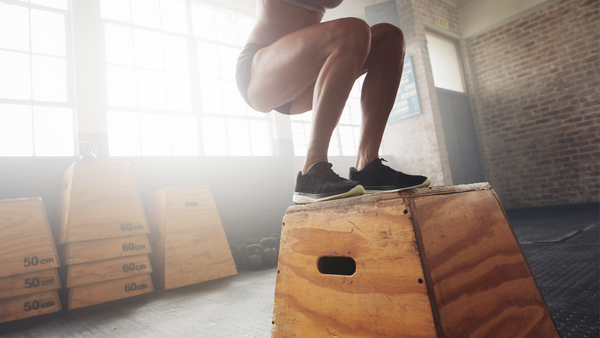 Get More Air: Steps to Increase Your Vertical Jump