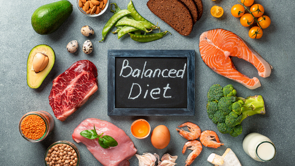 How to Have a Healthy Nutritional Balanced Diet: 12 Steps
