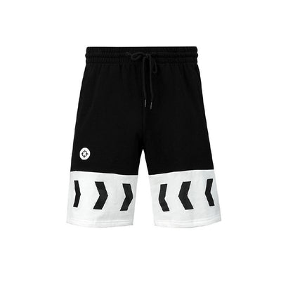 Rigorer Casual Sweat Shorts [RS603] Rigorer Black XS