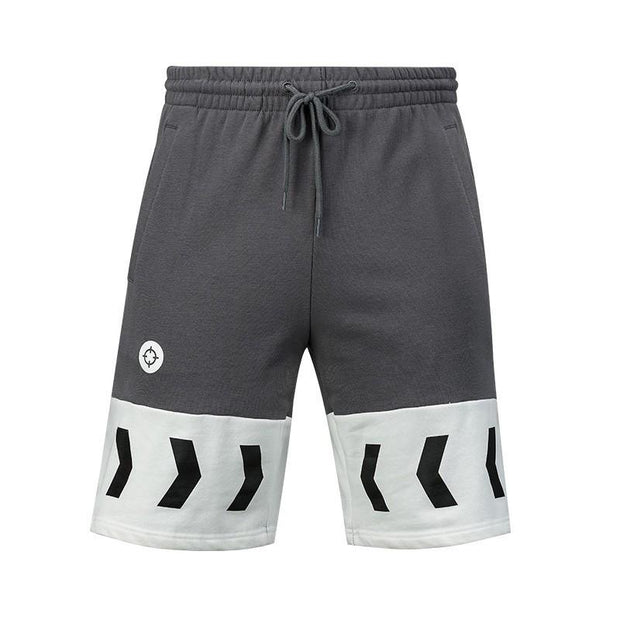 Rigorer Casual Sweat Shorts [RS603] Rigorer Grey XS