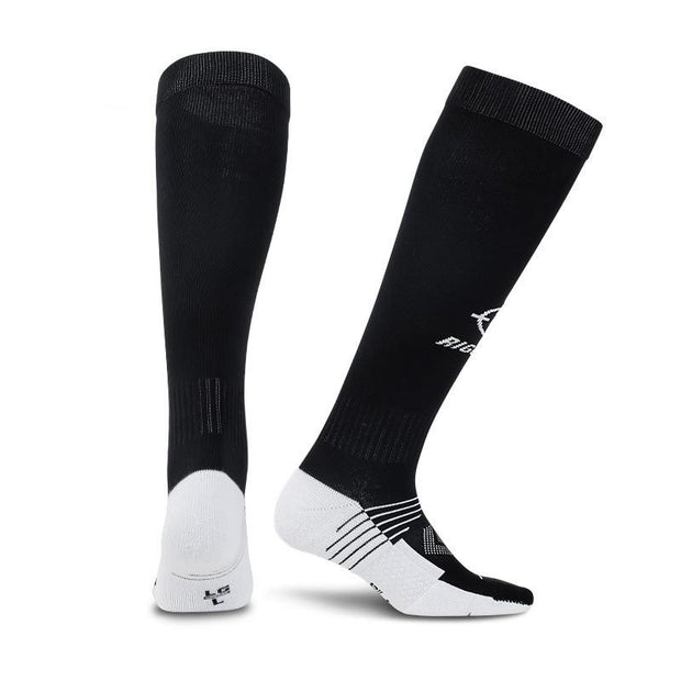 Rigorer Classic Logo Compression Socks Rigorer Black ONE SIZE