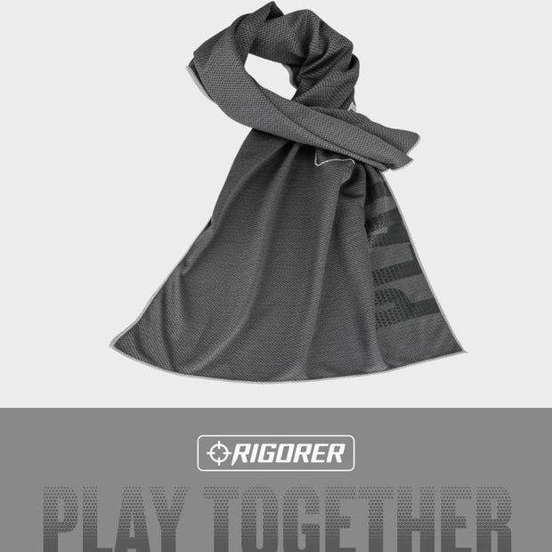 Rigorer Cooling Sports Towel Rigorer Slate Grey ONE SIZE