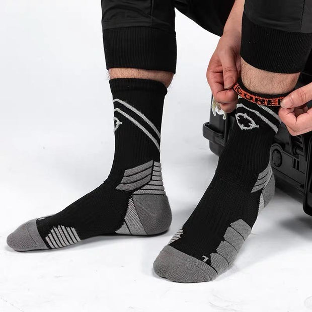 Rigorer Hoops Pro Performance Basketball Socks Rigorer
