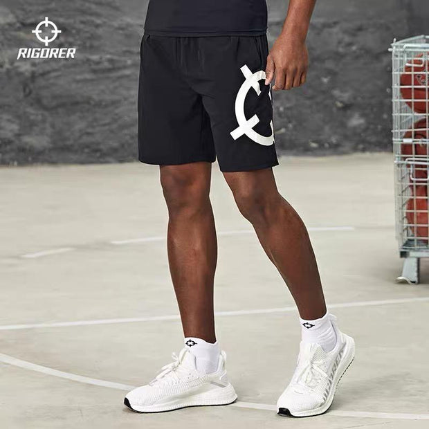 Rigorer Logo Versatility Training Shorts [RS501] Rigorer