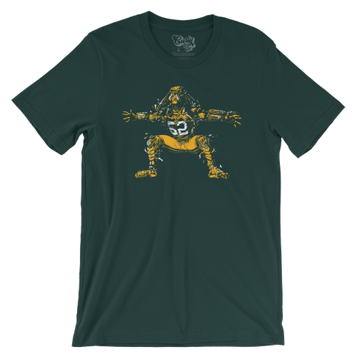 Green Bay Packers Clay Matthews Predator T-Shirt