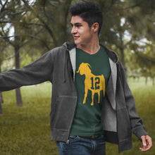 Green Bay Packers Aaron Rodgers GOAT Tee