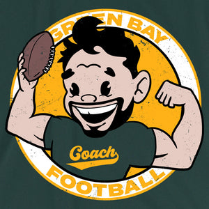Coach LaFleur Green Bay Packers T-Shirt