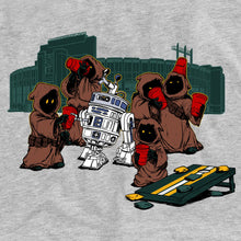 Green Bay Packers Star Wars Jawa R2-D2 Tailgate Tap That Droid T-shirt