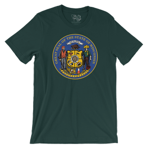 Great Seal of the State of Wisconsin T Shirt