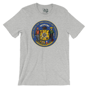 Great Seal of the State of Wisconsin Tee